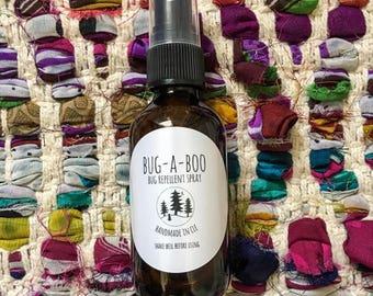 BUG-A-BOO - chemical-free bug repellent (no DEET) 2oz