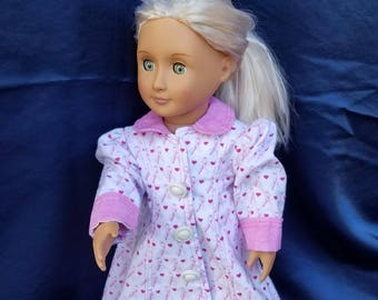 """American Girl Lined Jacket for 18"""" Doll"""