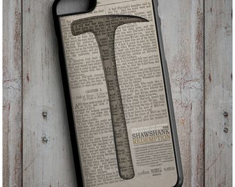 Shawshank Redemption Andy Dufresne Book Classic Movie,  Cool New Case Cover for any iPhone
