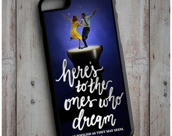 Lala Land Heres to the ones who Dream - Case Cover for any iPhone