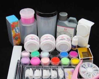 Acrylic nails suppliers set1