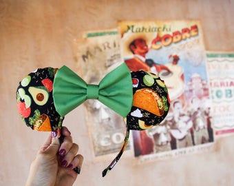 Taco Minnie Mouse Ears