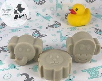 Baby Soap I Kids Soap I Animal Soap