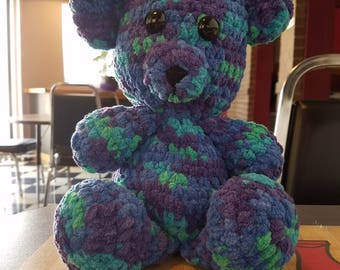 Medium Crocheted Teddy Bears