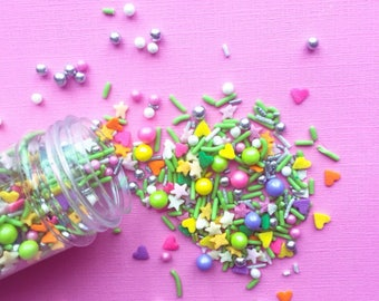 Sprinkle mix,sprinkles, cupcake sprinkles, cake sprinkles