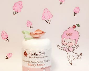 Lotion | Cotton Candy | Vegan | Scented | Moisturizer | Everyday | Party favors | Kawaii | Skin care | Customizable | Sweet