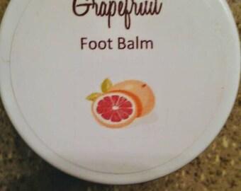 Grapefruit Foot Balm 6 oz.