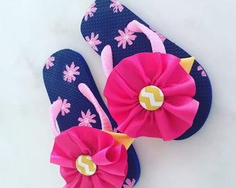 Little girls sandals size 10