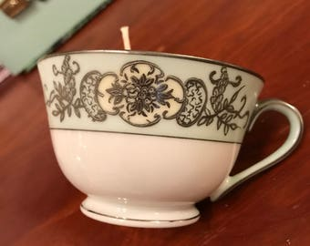 Made-to-Order Classic Teacup Candle