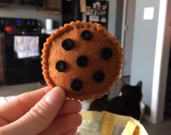 Cookie Catnip Toy