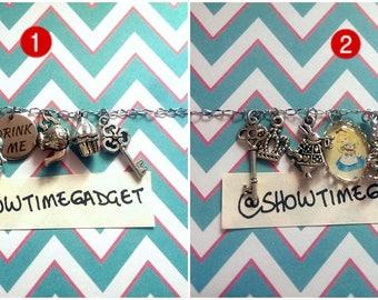 Alice Bracelet - Choose your favorite bracelet
