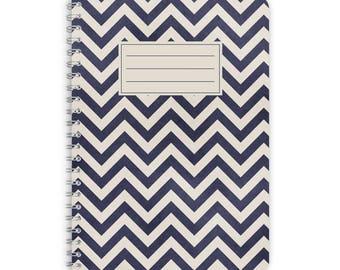 Note Pad A5 - BLUE ARROW