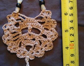 Crochet Barefoot Skull Sandals