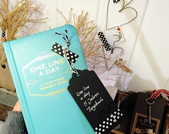 Hand Made Five-Year Memory Book