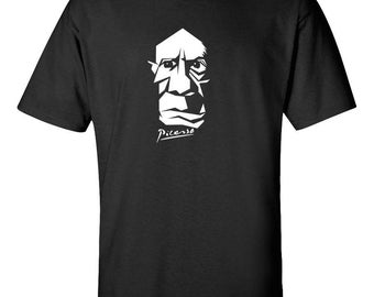 PABLO Picasso T-shirt Size S thru 5XL *FREE SHIPPING*