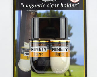 the Ninety Degree - Magnetic Cigar Holder Special Combo-Set Pack