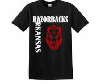 Arkansas Razorbacks Men's Tee