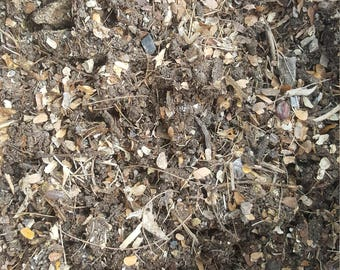 We Recycle | 3 lbs Of Organic Plant Soil | Nutritious Mineral planting compost Soil