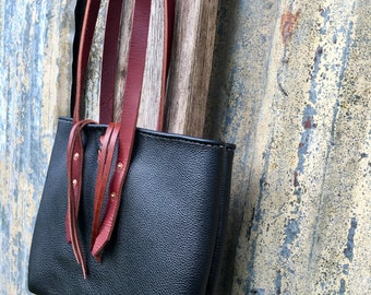 The Misfit Tote - Handsewn Saddle Stitch - Everyday Tote