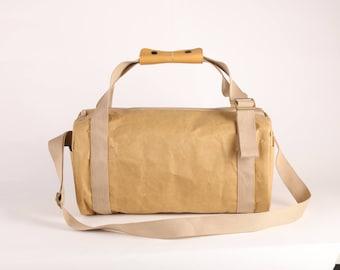 Kraft Weekender Bag