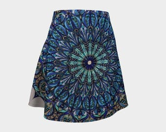 Flare skirt - The Seed of Life