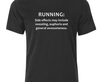 Running T-Shirt - available in many sizes and colors