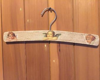 Vintage Cherub Hanger