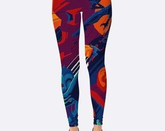 Marvel leggings,Comics leggings,womens leggings,Funny leggings,superhero leggings,Sports Leggings,yoga leggings,pants,printed leggings