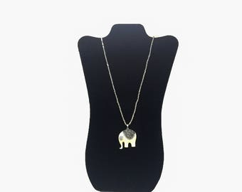 White Elephant of Luck Necklace!