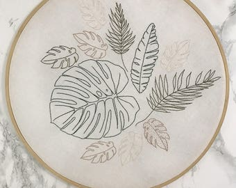 Embroidery Jungle