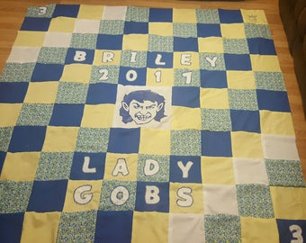 Senior Night Quilt