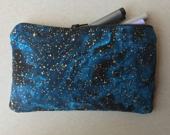 Starry Pencil Pouch / Case / Bag