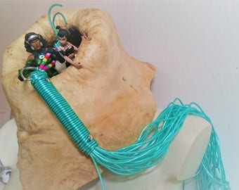 MeRmAiD RaVe 90's clothesline of Flogger whip