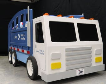 Light Duty Recycling Truck bed