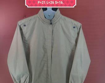 Vintage Jopa Jacket Reversible Jacket Tsubame Coat Brown Colour Made in Japan Tsubame Bird Sukajan Jackets Yohji Yamamoto Comme des Garcons