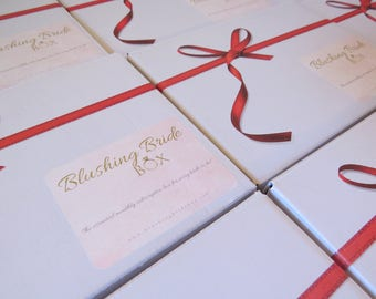 3 Month Subscription to Blushing Bride Box