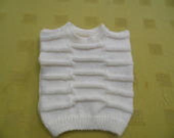 Little boy neck crew neck sweater size 18/24 months