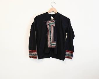 Vietnamese Hill Tribe Jacket