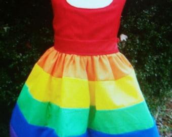 Handmade Little Girl's Dresses
