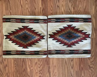 Aztec Print Pillow Set