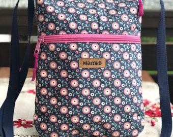 Juvenil floral shoulder bag