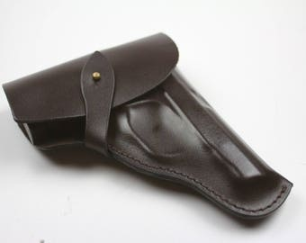 Makarov leather holster.