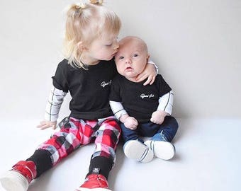 THE TRENDY TEE for babies