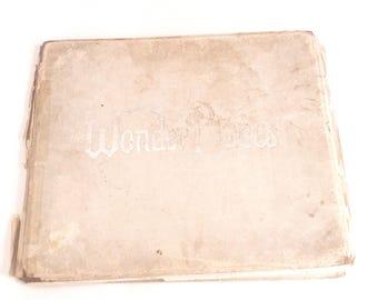 Wonder Places Published by HH Tammen Denver Colorado 1897