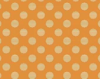 170145 Orange Dot, Hello Jane by Allison Harris Collection
