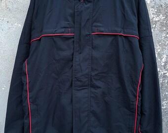 Vintage Marlboro Hoodie Zipper Jacket