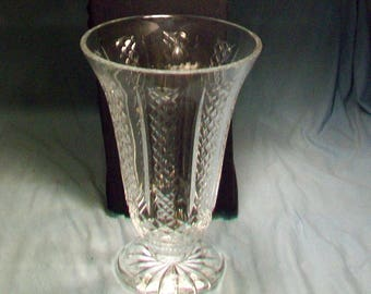 Large Waterford Crystal Vase