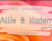 Allie & Kaden