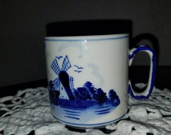 Delft Blue Colour Cup