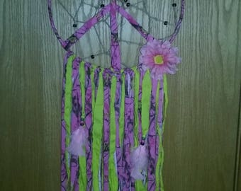 Choose your color/style Peace Sign Dream catcher
